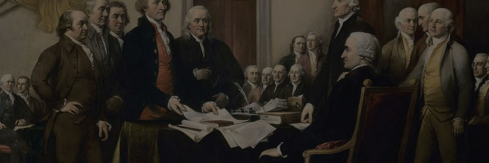 Preserve our America, as our Founding Fathers intended.